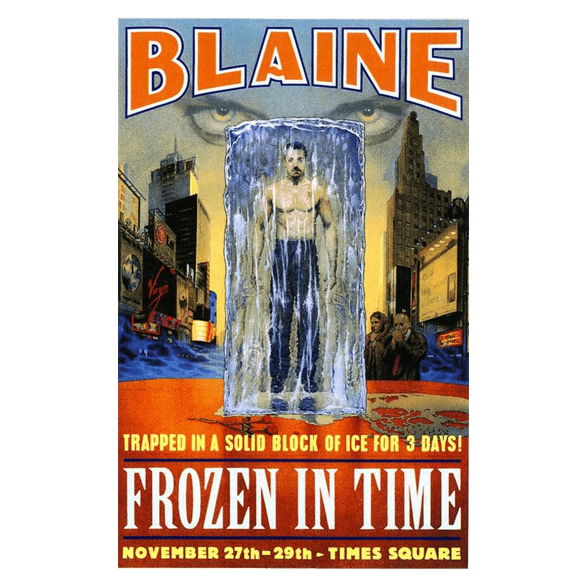 Frozen in Time Poster