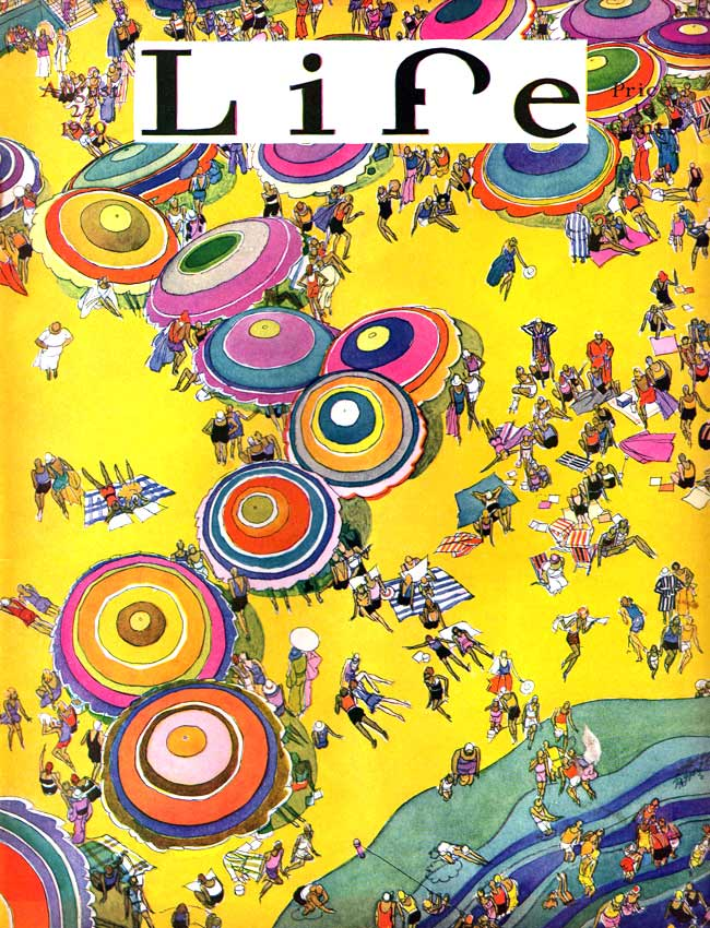 Top 5 Life Magazine Covers (1930-1936)