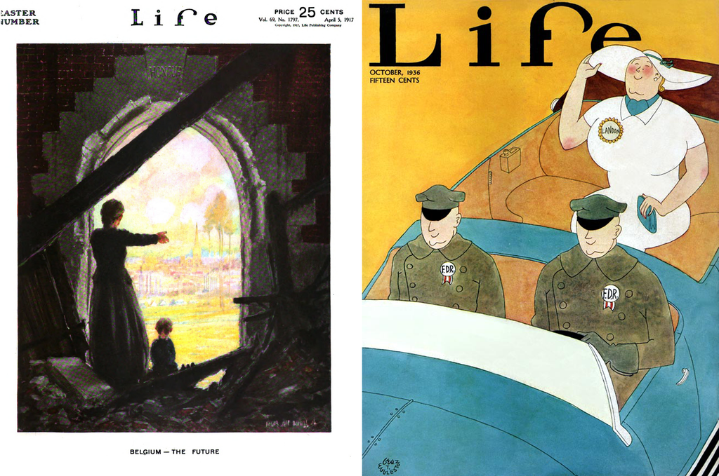 The Art of Life Magazine: a History, Pt. 2 (1914-1936)