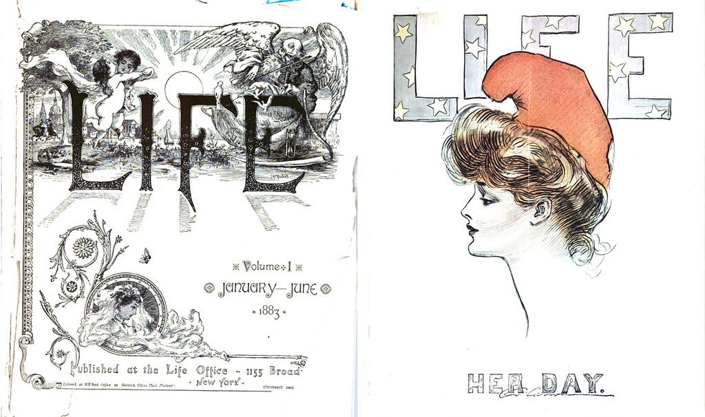 The Art of Life Magazine: a History, Pt. 1 (1883-1913)