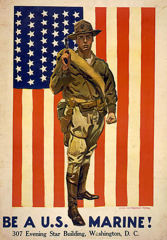 Video Review: Restoring a Faded WWI Poster