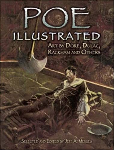Review: Poe Illustrated, selected and edited by Jeff A. Menges