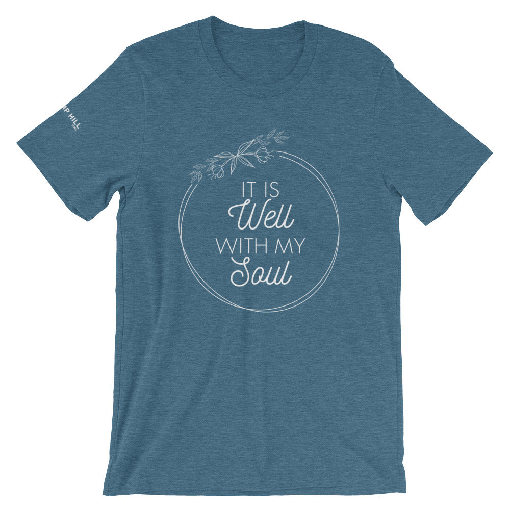 It is Well, with my Soul • Short-Sleeve Unisex T-Shirt