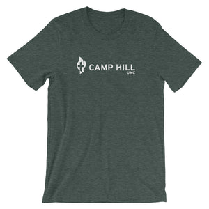 Camp Hill UMC Logo • Short-Sleeve Unisex T-Shirt