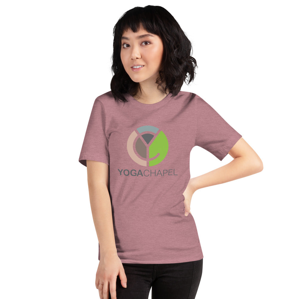 Yoga Chapel Short-Sleeve Unisex T-Shirt