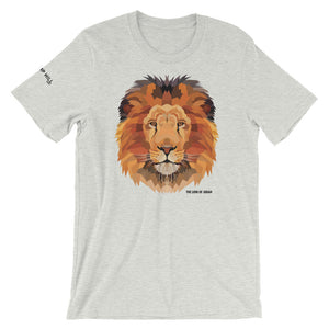 The Lion of Judah • Short-Sleeve Unisex T-Shirt