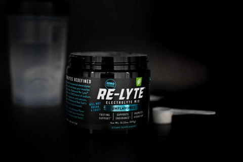 Re-Lyte Electrolyte Mix Unflavored