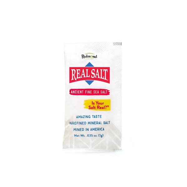 Real Salt Single Serve Deli Packet (50 count)