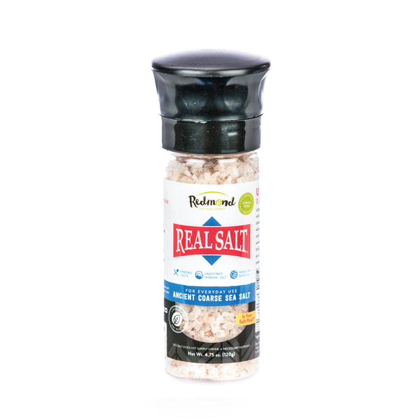 Real Salt Coarse Grinder (4.75 oz)