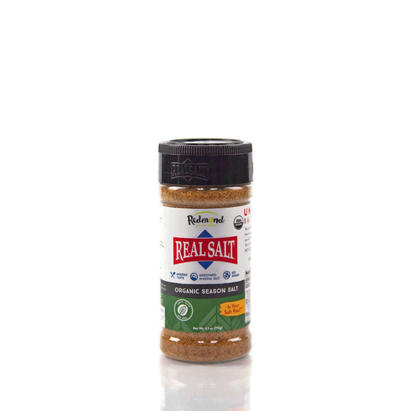Real Salt Organic Season Salt - 4.10 oz