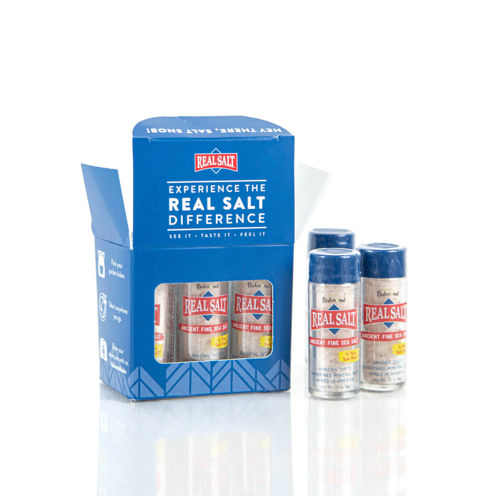 Real Salt Pocket Shaker (6 gram)