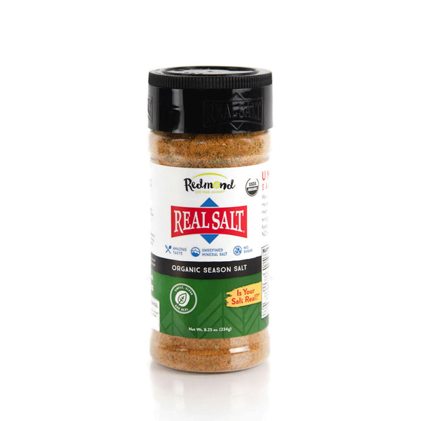 Real Salt Organic Season Salt - 8.25 oz
