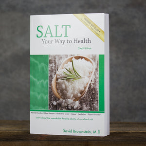 Salt Your Way to Health