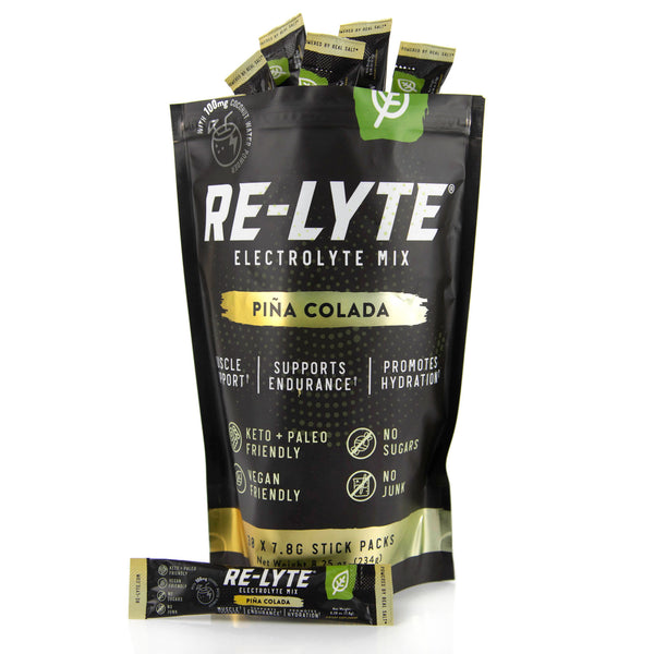 Re-Lyte Electrolyte Mix Stick Packs - Piña Colada (30 ct.)