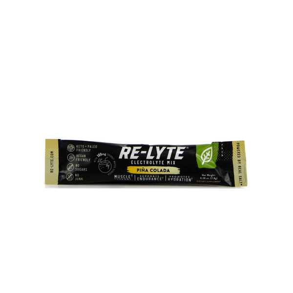 Re-Lyte Electrolyte Mix Stick Pack - Piña Colada (single)