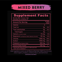 Re-Lyte Electrolyte Mix - Mixed Berry