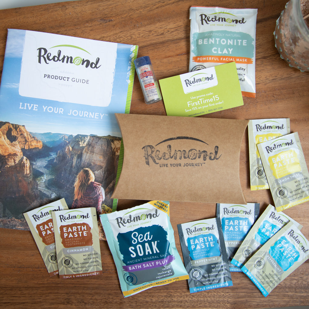 Redmond Sample Pack