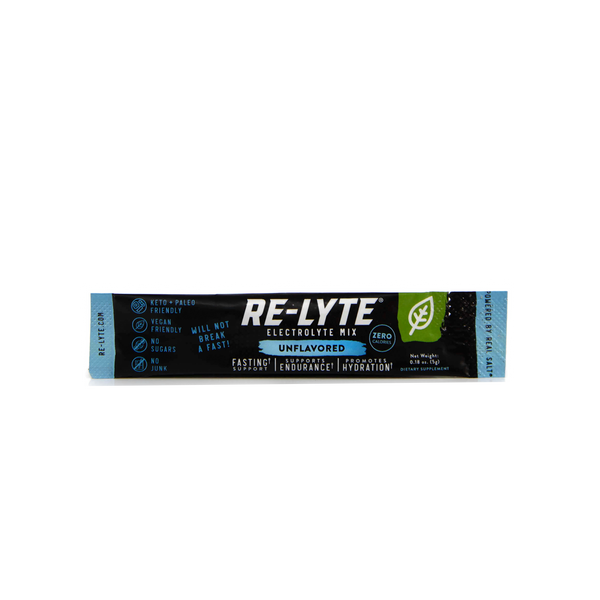 Re-Lyte Electrolyte Mix Stick Pack - Unflavored (single)