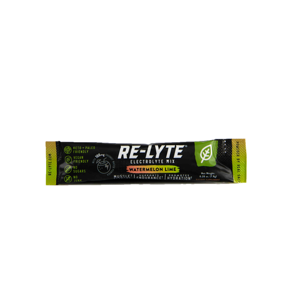 Re-Lyte Electrolyte Mix Stick Pack - Watermelon Lime (single)