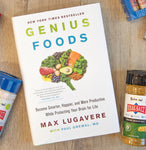 Genius Foods by Max Lugavere