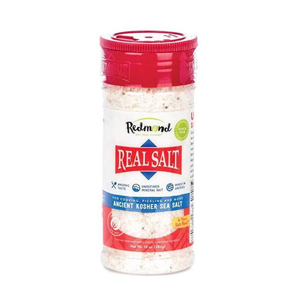Real Salt Kosher Shaker (10 oz)