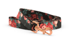 Pixeli Handmade Dog Leash - Juliet - Rose Gold