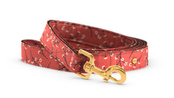 Pixeli Handmade Dog Leash - Marigold - Gold