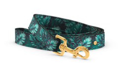 Pixeli Handmade Dog Leash - Jungle - Gold