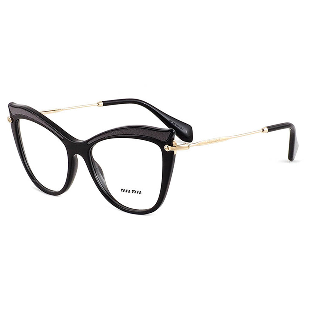 Miu Miu Women's Cat Eye Eyeglasses w/Demo Lens Mu06PV VIF101