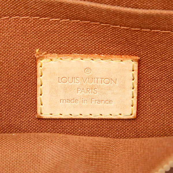 Louis Vuitton Monogram Bosphore Belt Bag