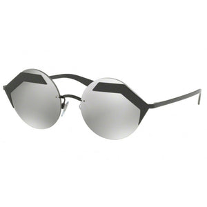 New Authentic Bvlgari Women's Sunglasses W/Grey Silver Mirrored Lens BV6089-1286G-55