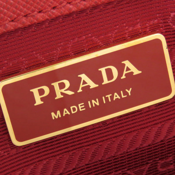Prada Saffiano Galleria Satchel Bag
