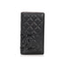 Chanel Cambon Ligne Lambskin Leather Long Wallet
