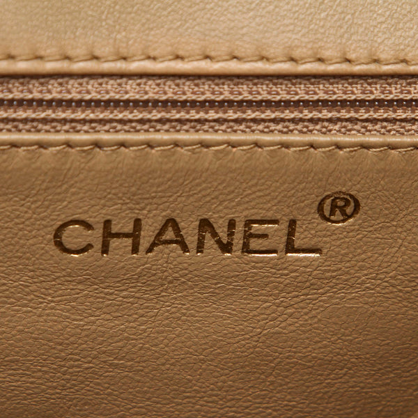 Chanel Wild Stitch Leather Shoulder Bag