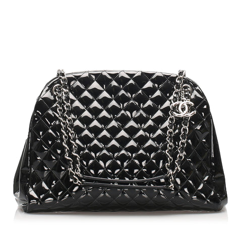 Chanel Large Just Mademoiselle Shoulder Bag