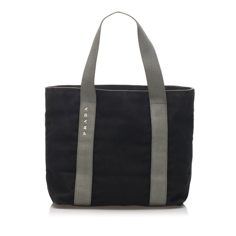 Prada Sports Nylon Tote Bag