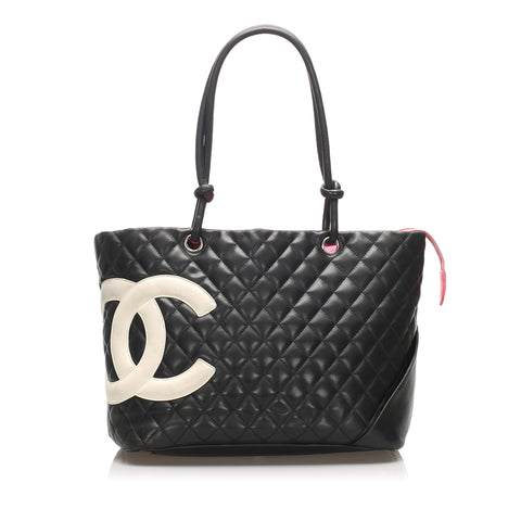 Chanel Large Cambon Ligne Horizontal Tote Bag