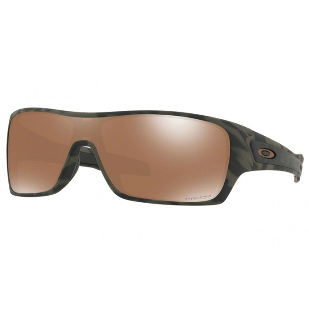 Oakley Turbine Rotor Men's Sunglasses Prizm Tungsten Lens