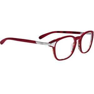 Oakley Square Men Eyeglasses Barrelhuse Demo Lens - Side