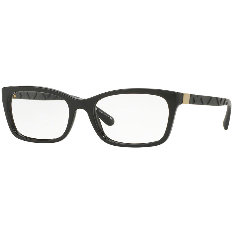 Burberry Rectangular Eyeglasses Women's BE2220-3001-52