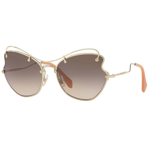 Miu Miu Butterfly Sunglasses Women's MU56RS-ZVN3D0-61