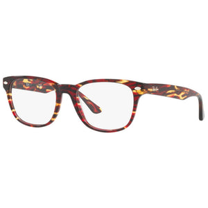 New Authentic Ray Ban Men's Eyeglasses Tortoise W/Demo Lens RX5359-5710-53