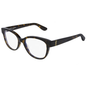 New Authentic Saint Laurent Women's Eyeglasses W/Demo Lens SL M27-008