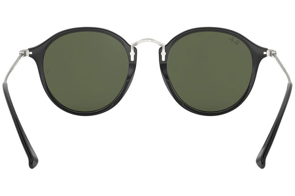 Ray-Ban Round Fleck Men's Sunglasses