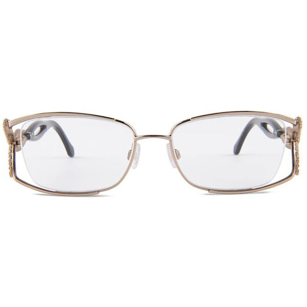 Roberto Cavalli Rectangular Women's Eyeglasses