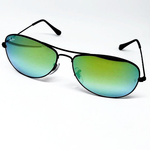 562bcf4d6 ... spain ray ban unisex sunglasses green gradient mirrored rb3362 002 4j  af2f9 f9657