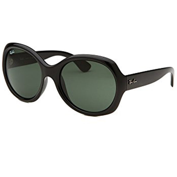 Ray Ban Hightstreet Oversized Women's Sunglasses Black