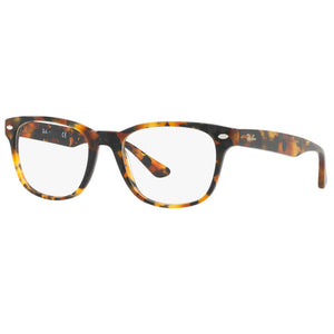New Authentic Ray Ban Men's RX Eyeglasses Tortoise W/Demo Lens RX5359-5712-53