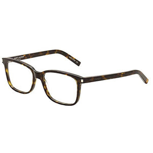 Saint Laurent Unisex Eyeglasses W/Demo Lens. SL89-002