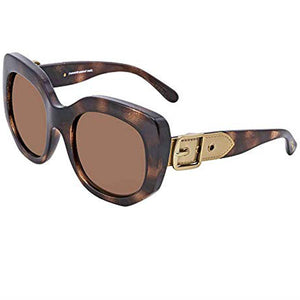 Coach Sunglasses Dark Tortoise w/Brown Lens Unisex